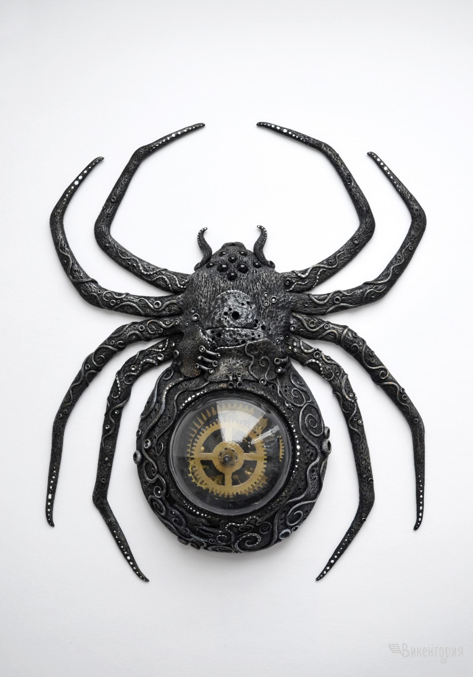 Паука из металла своими руками фото 591