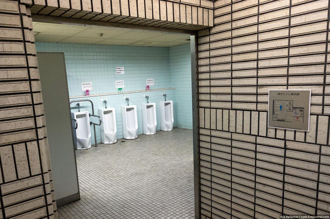 Мужские общественные туалеты видео — img 14
