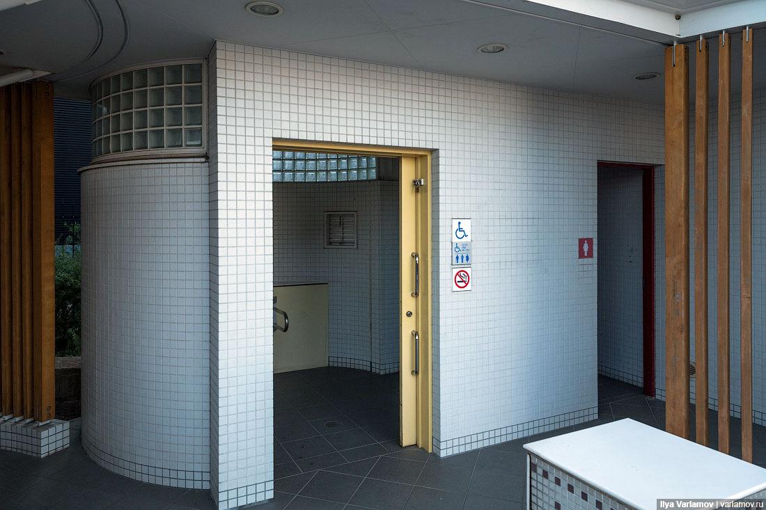 Мужские общественные туалеты видео — img 13