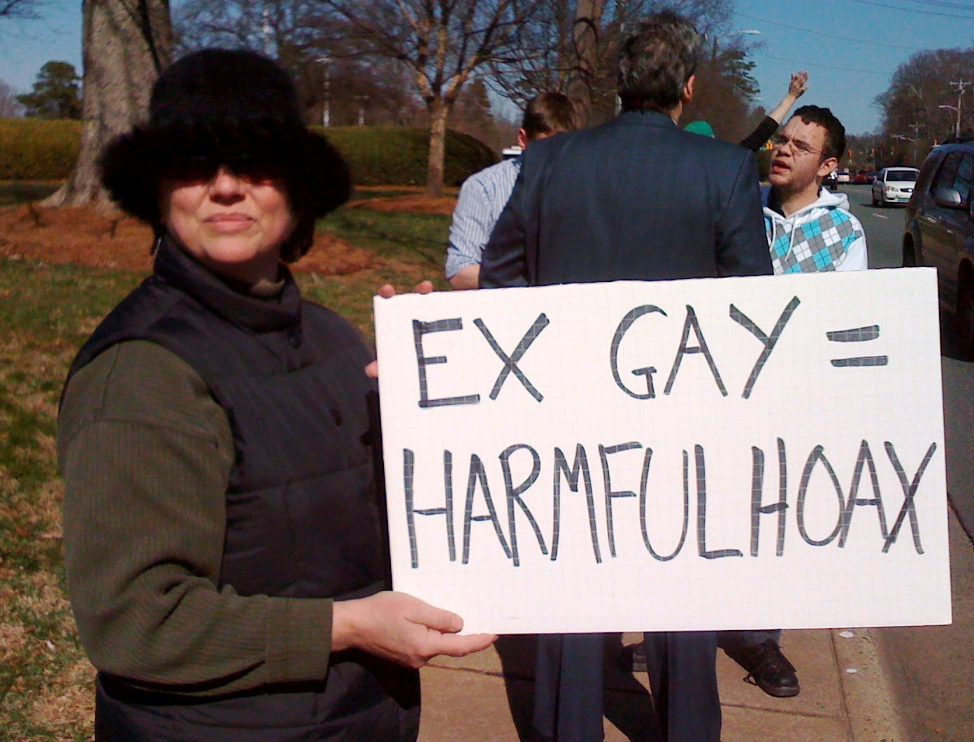 Гомосексуалисты разннобразные