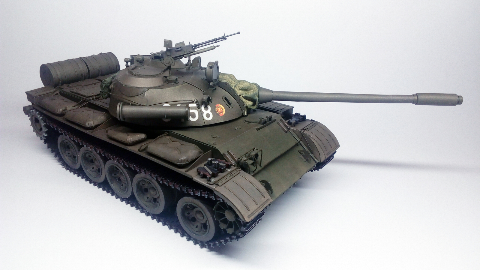 Лесбинки в танке