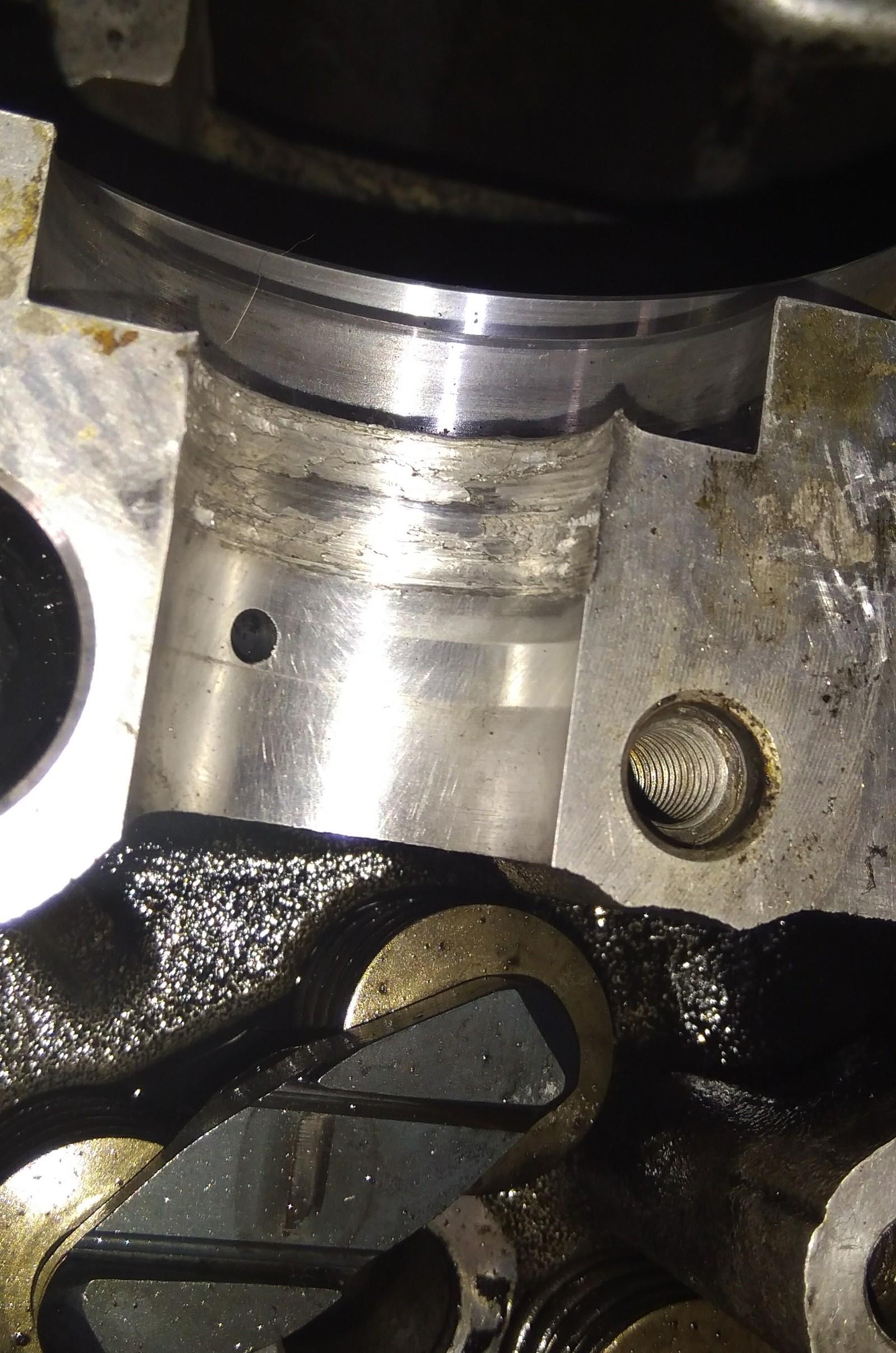 Как сделать капремонт двигателя фото 414