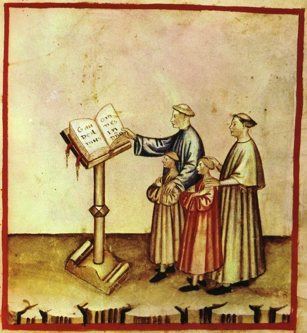 Музыка эпохи средневековья доклад 1250
