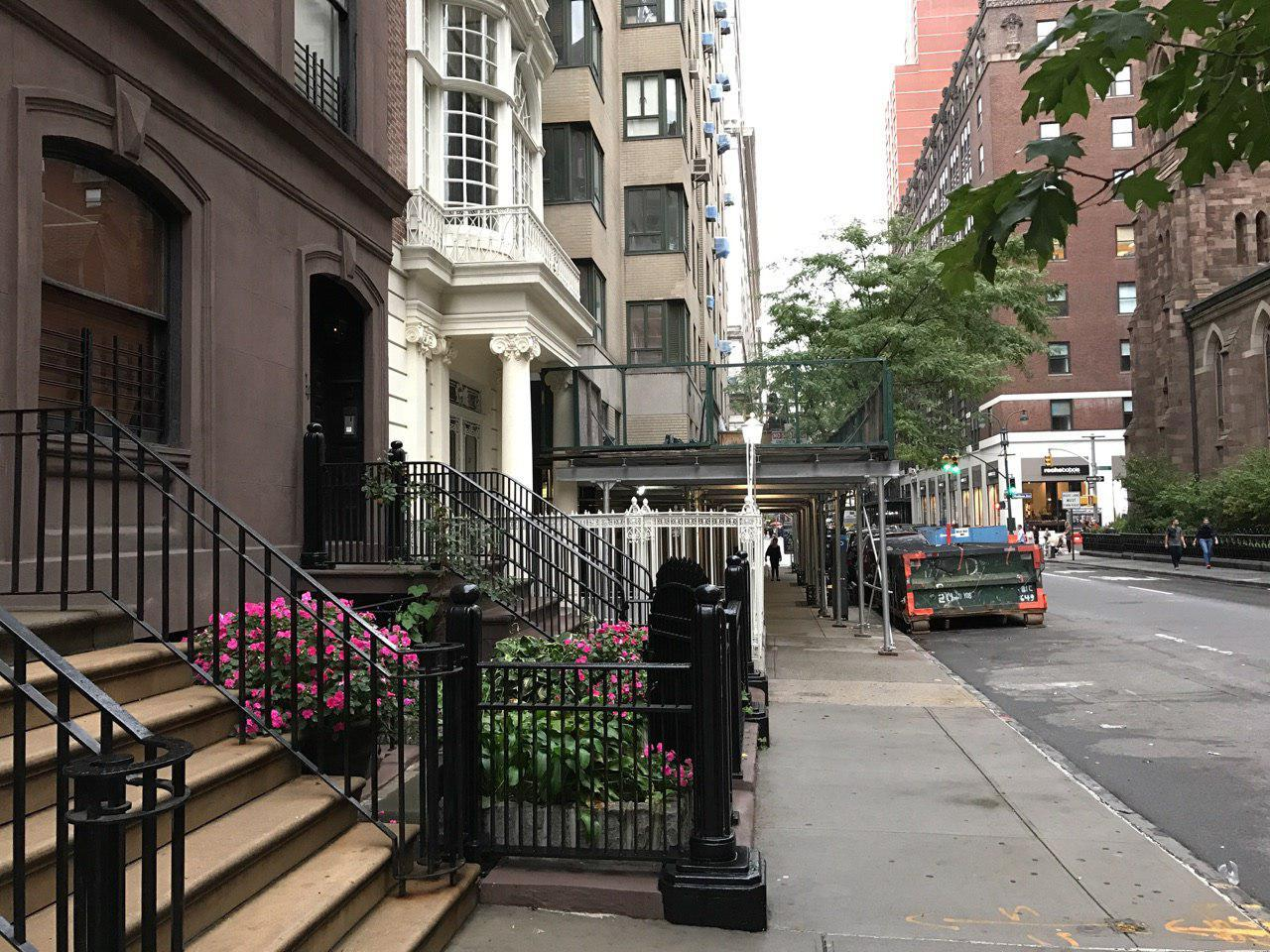 Дом в нью йорке фото сколько стоит дом в лондоне