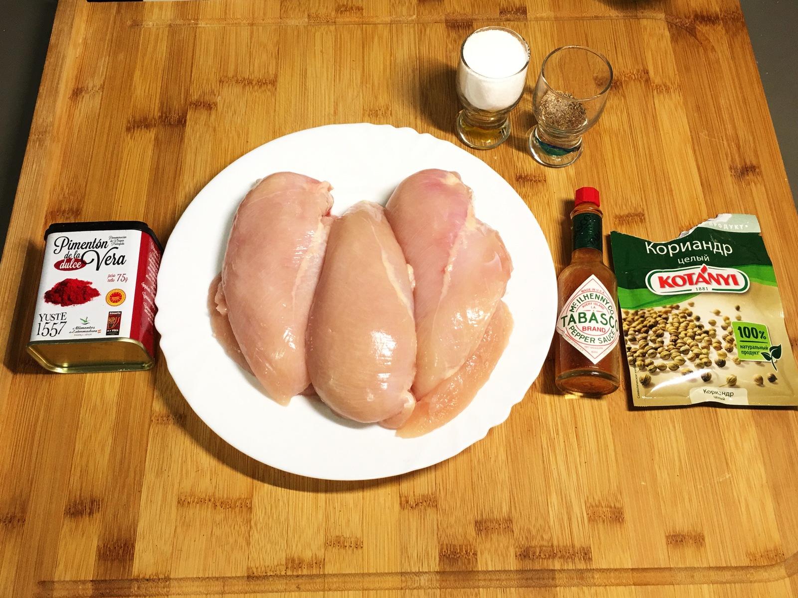Как приготовить вяленую куриную грудку Кулинарный сайт