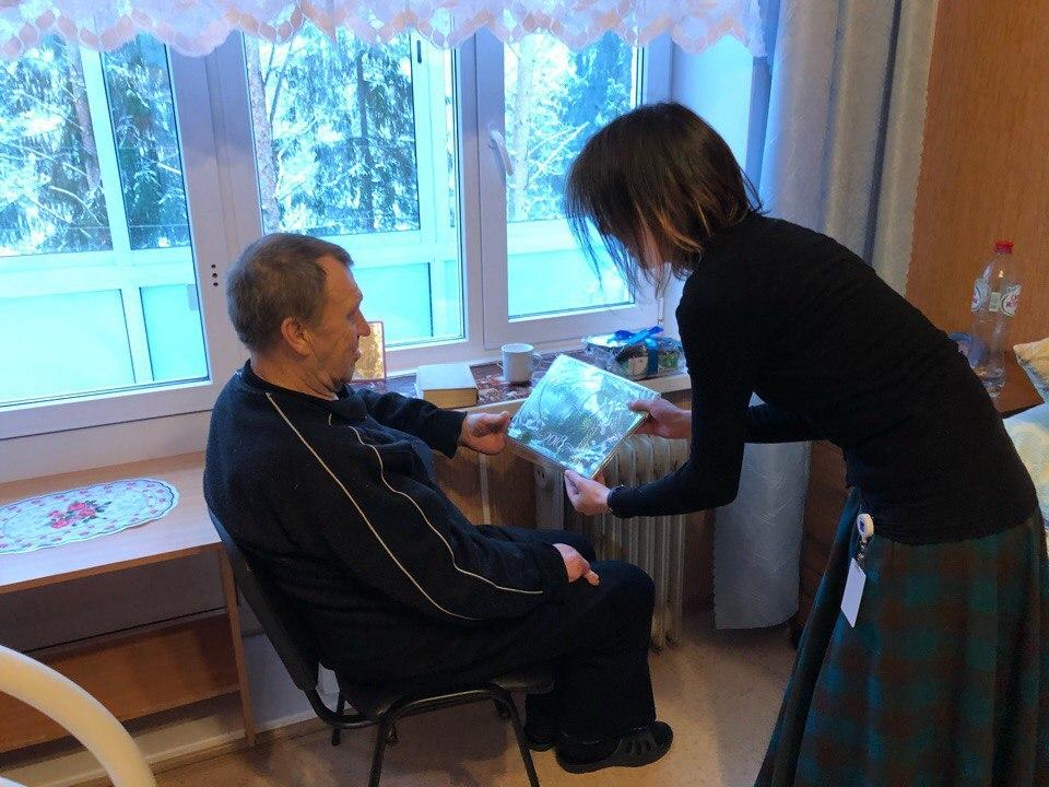 Дома-интернаты для престарелых и инвалидов в ленинградской области дом престарелых № 2 в москве