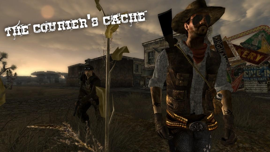 Скачать Fallout: New Vegas торрент бесплатно на компьютер