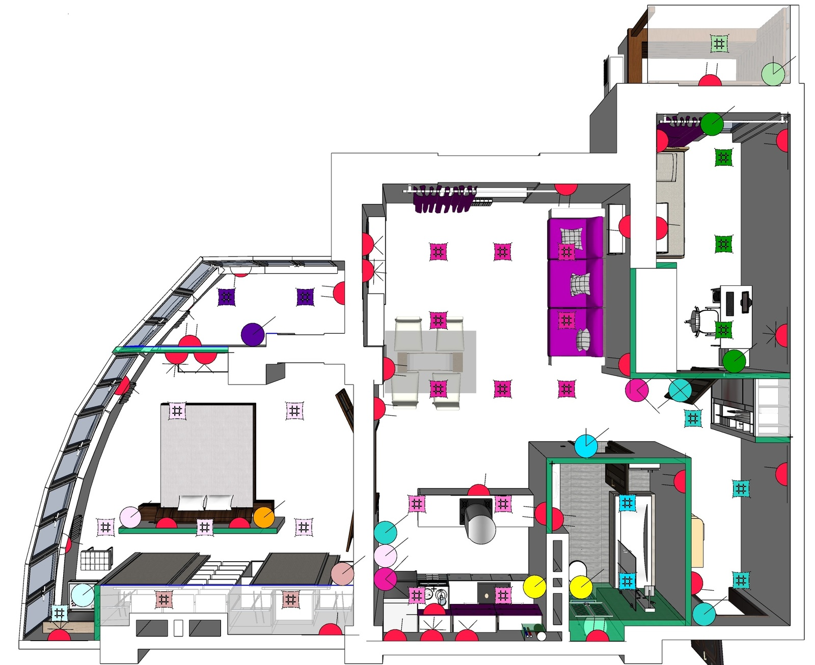 Проекты квартиры своими руками фото 330