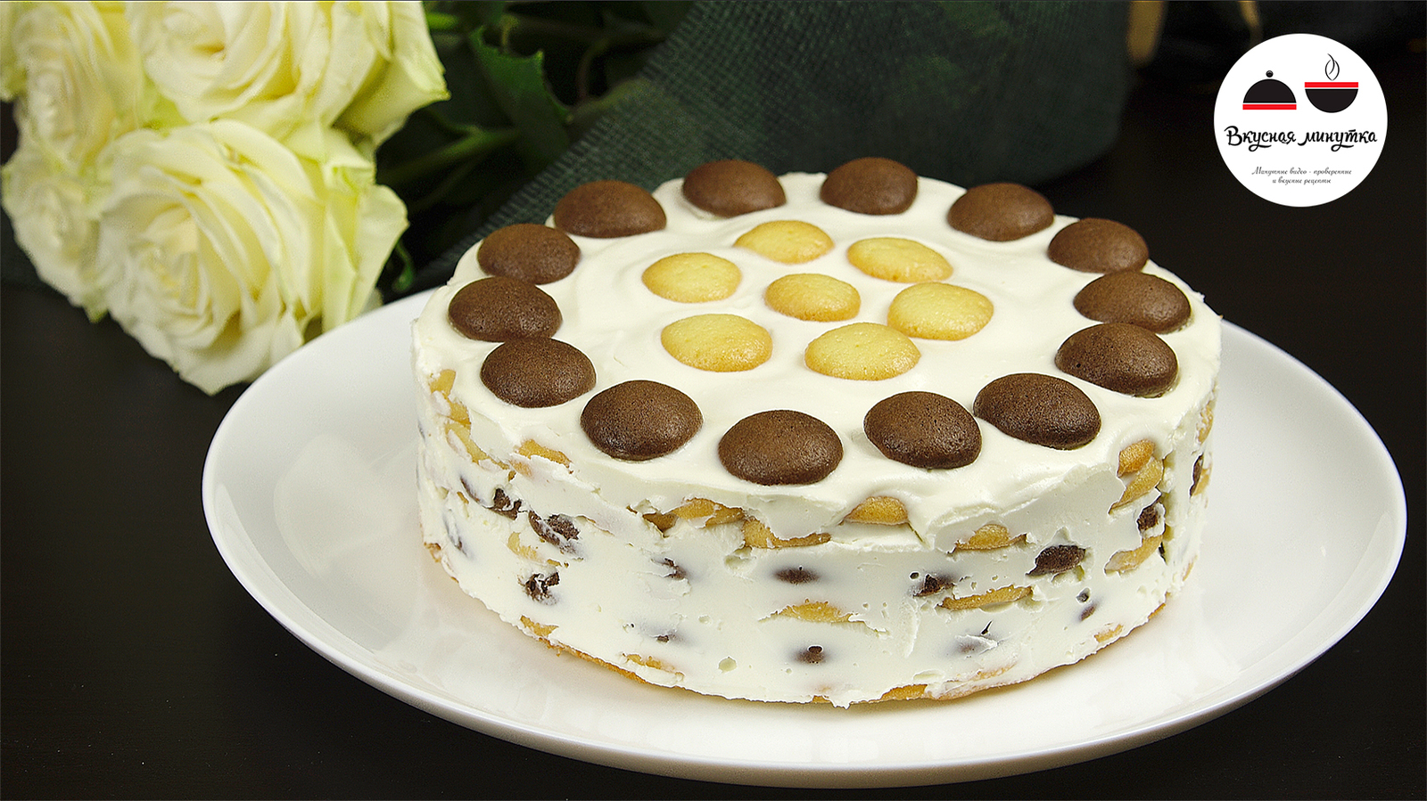 Как сделать торт простой рецепт фото 675