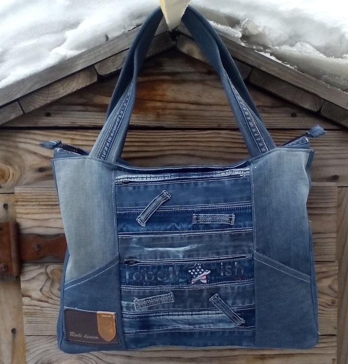 f160100fc0d8 Джинсовые сумки Джинсовка, Ручная работа, Сумка, Женская сумка, Своими  руками, Длиннопост