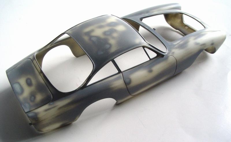 работа моделей на авто