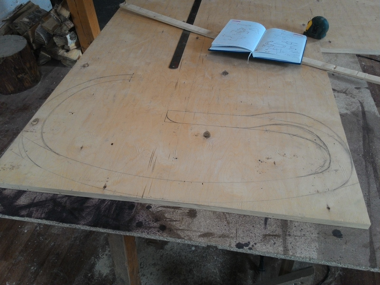 Rocking horse for a child with their own hands Seats, long, height, made, workmanship, after, decided, you can, runners, Bonus, plywood, compasses, modernization, donate, friends, family, watch, had, should, sloths