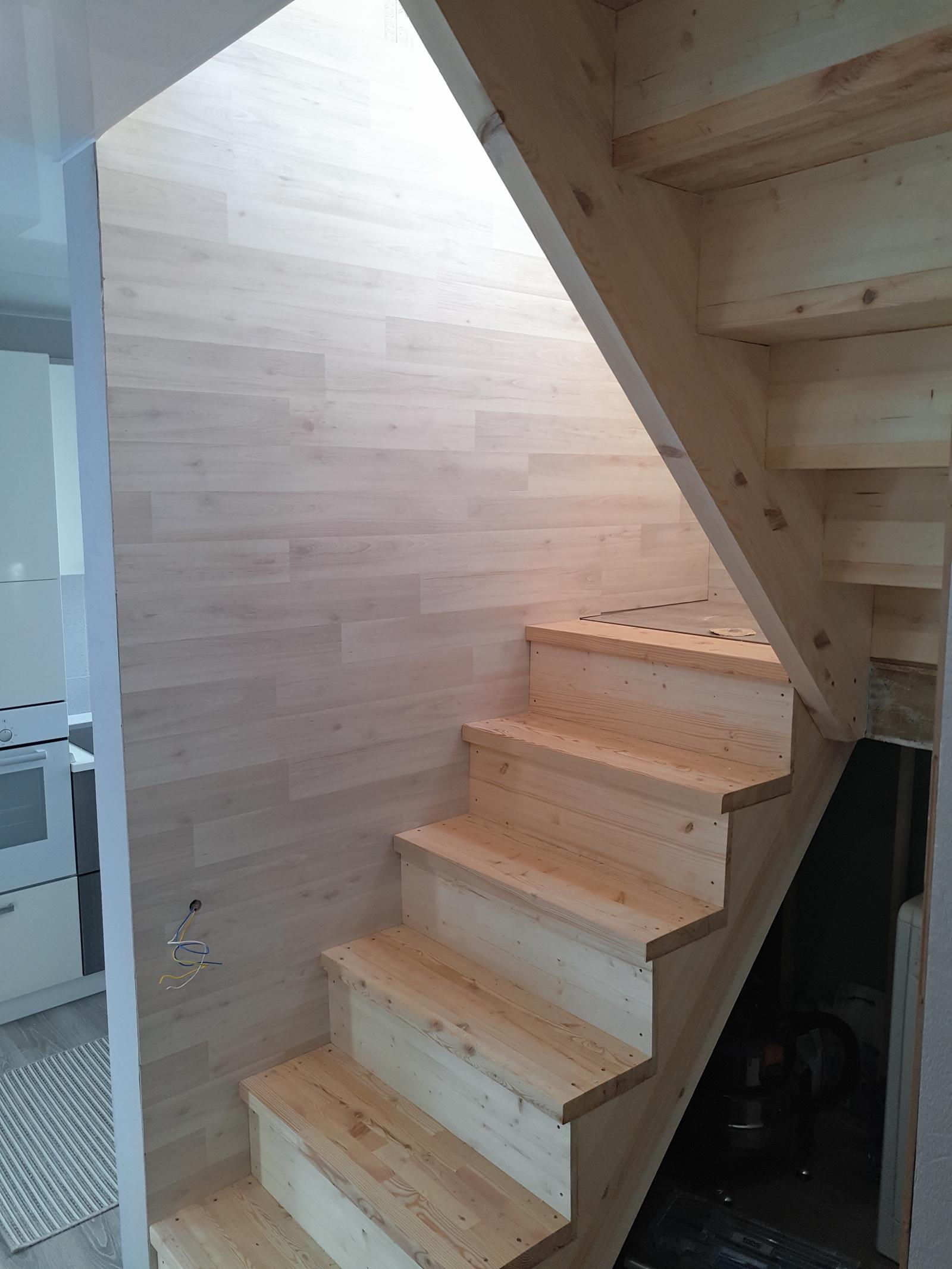 Лестницы в доме своими руками фото 411