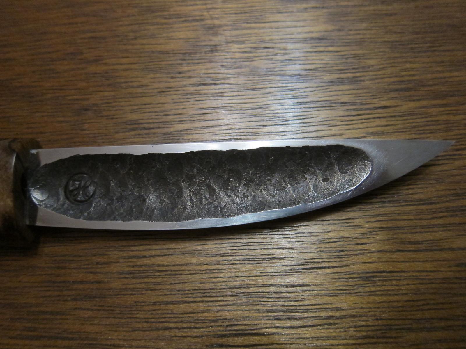 Нож из кости своими руками фото 987