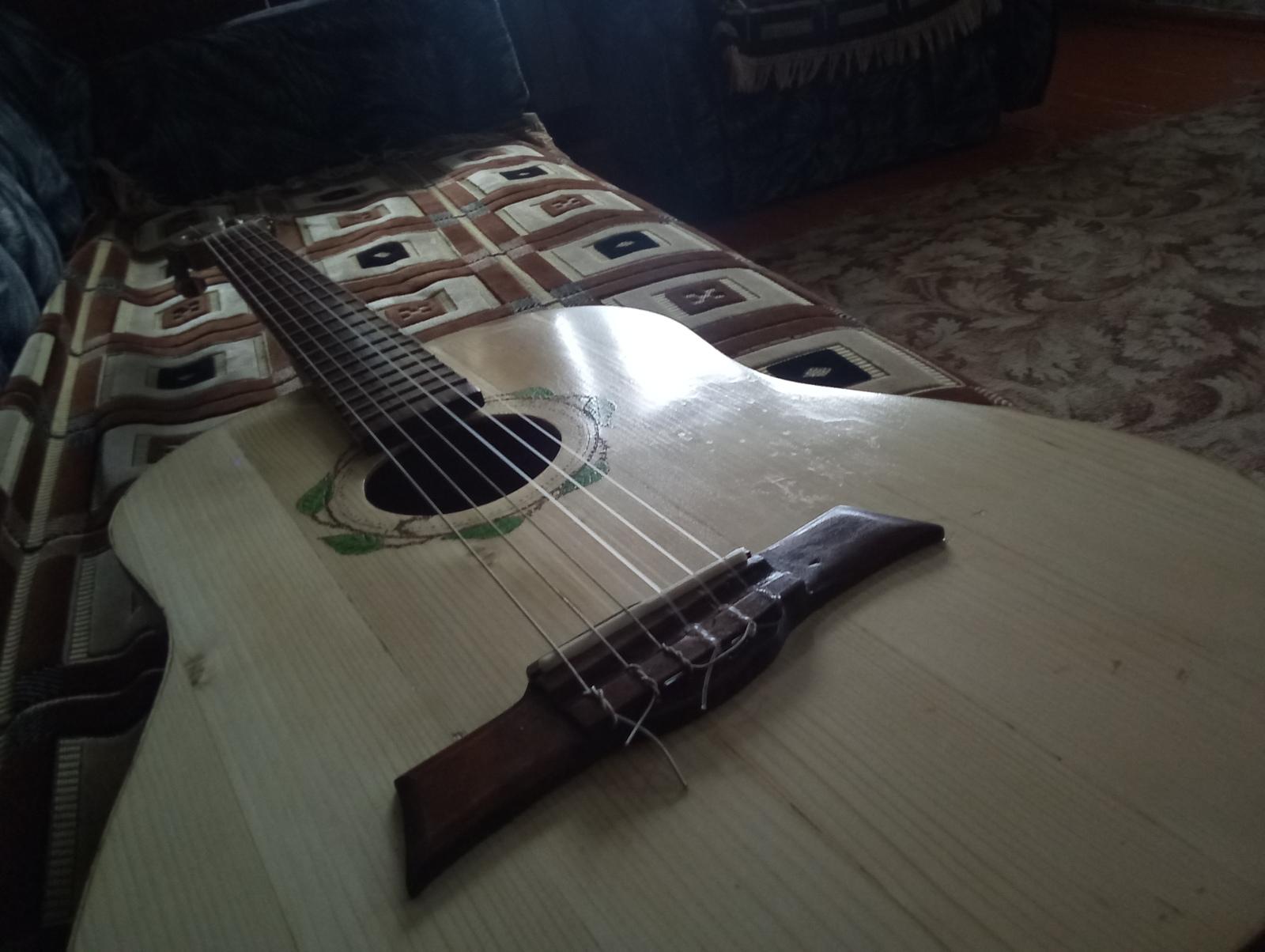 Ремонт гитары своими руками фото 785