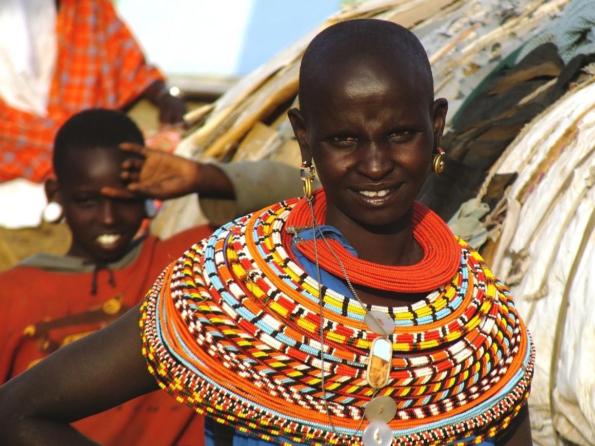 Негр кенийский