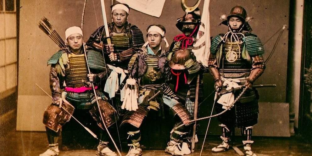 Все о самураях
