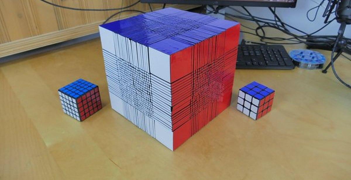 наличии необычный сложные кубик рубика фото виду