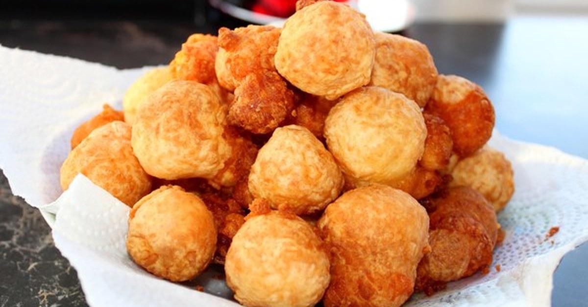 при сырные шарики рецепт с фото пошагово классический что