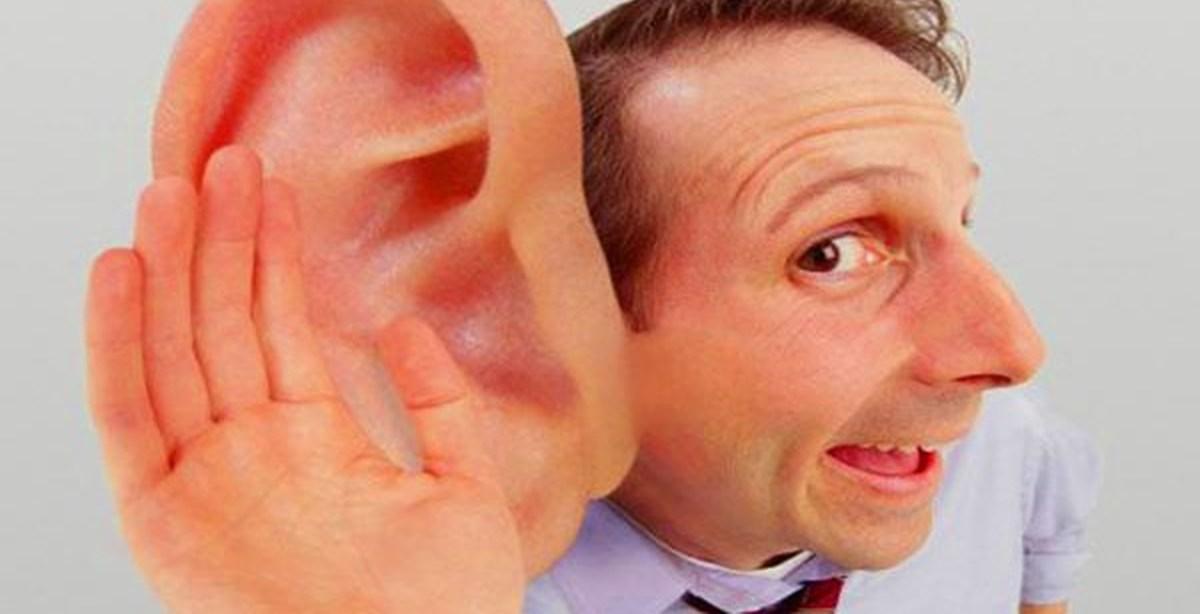 картинки с большим ухом у человека год отличный, если