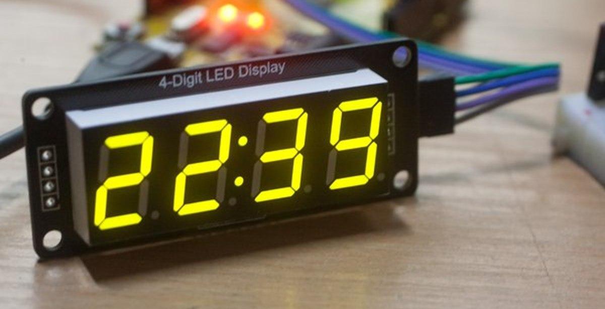 Jam Digital Arduino Uno R3 Modul RTC DS3231