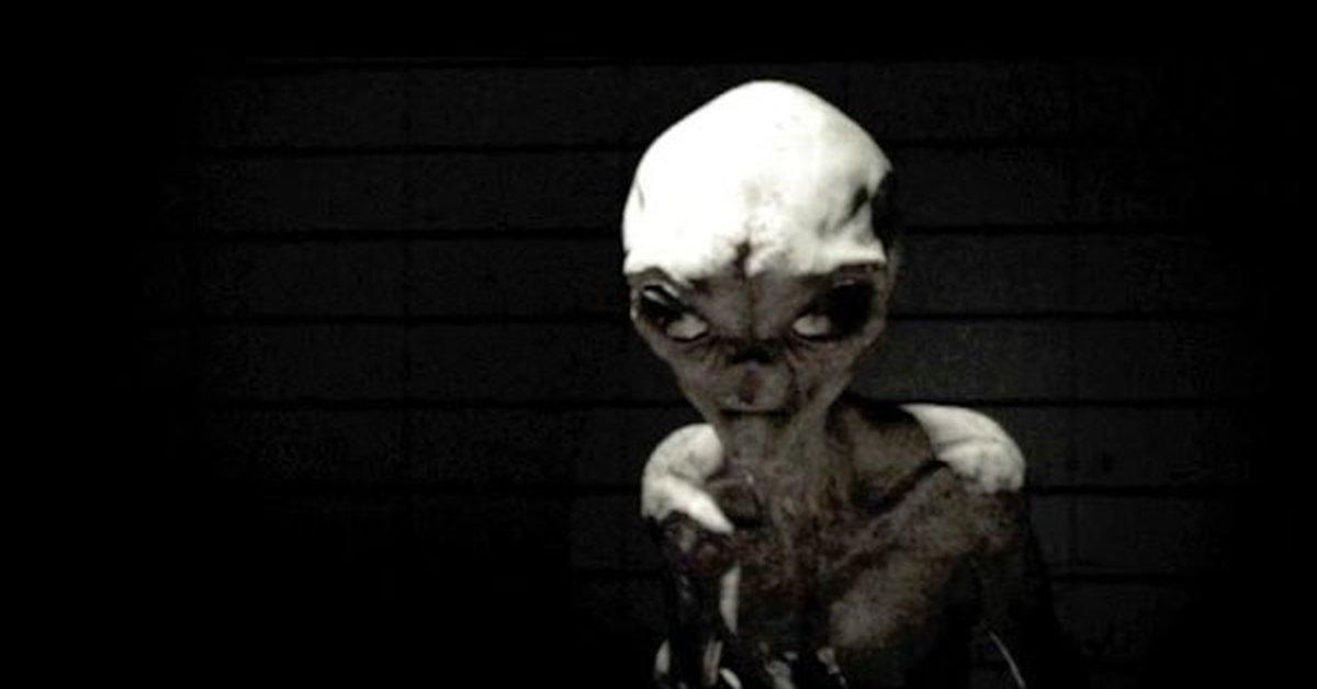 Интервью с пришельцем из архивов ЦРУ 1964 года.