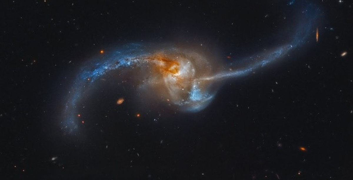 countless galaxies video - HD 1024×1024